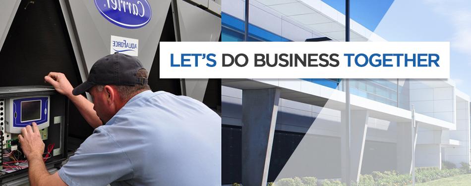 lets do business together